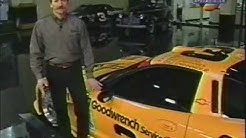 Dale Earnhardt - rare clips from 2001