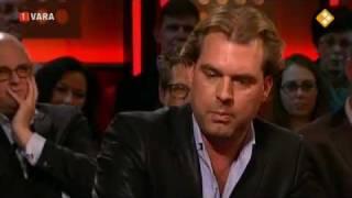 Rutger Castricum krijgt koekje van eigen deeg vanwege Job Cohen