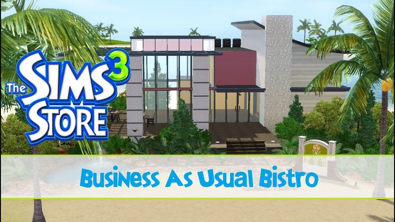 Small House Plans Sims 3