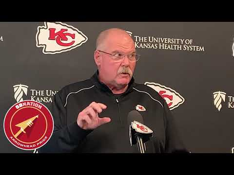 Andy Reid addresses the media after Chiefs' first loss (NFL Week 6 2019)