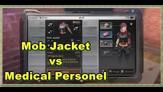 MOB JACKET VS MEDICAL PERSONNEL | REVIEW ARMOR LIFEAFTER