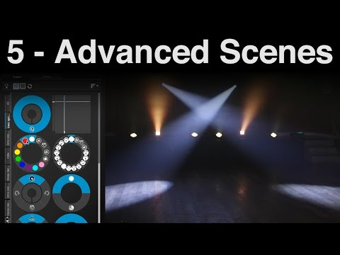 Advanced Scenes | ADJ MyDMX 2.0 [Tutorial 5]