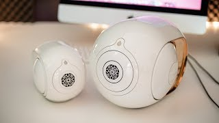 Devialet Phantom Reactor 900 vs Devialet Gold Phantom - Sound comparison...