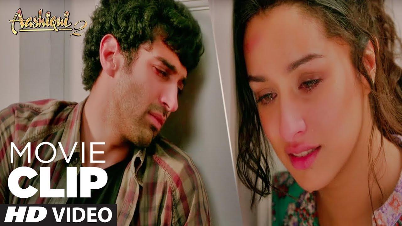 Download I Love You..   AASHIQUI 2   Movie Clip  Romantic Scene   Shraddha Kapoor, Aditya Roy Kapoor