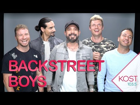Guess That Tweet With The Backstreet Boys