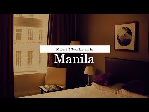 10 Best 3 Star Hotels in Manila - June 2018 (New)