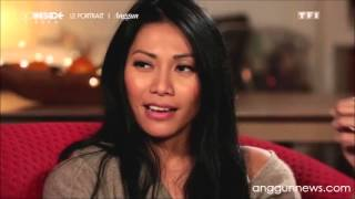 "Anggun portrayed by ""50 mn inside, Le Mag"" TF1"