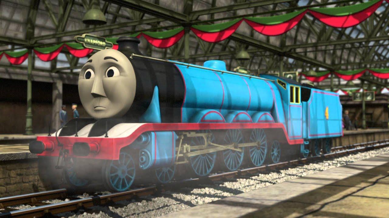 Thomas And Friends Go Go Thomas Clip Youtube