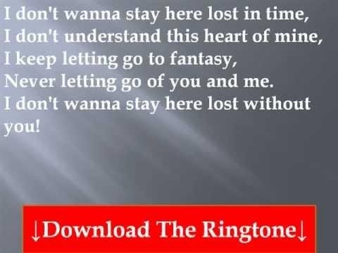 Eric Benet - Lost In Time Lyrics