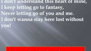 Eric Benet - Lost In Time Lyrics