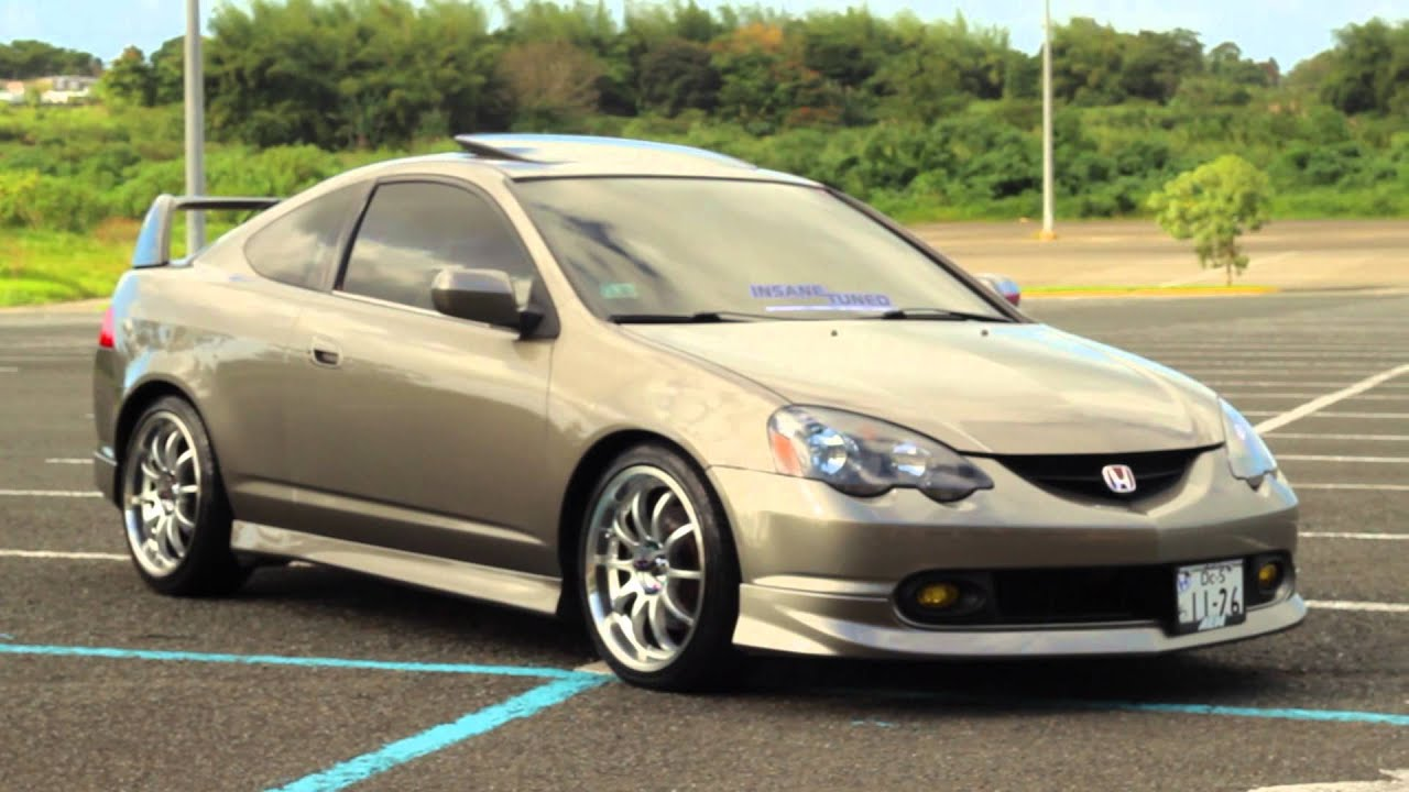 2002 acura rsx with a few mods girl owned hellaflsuh youtube