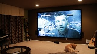 Excelvan LED3018 Projector Review - A Lot of Features for $111.99!