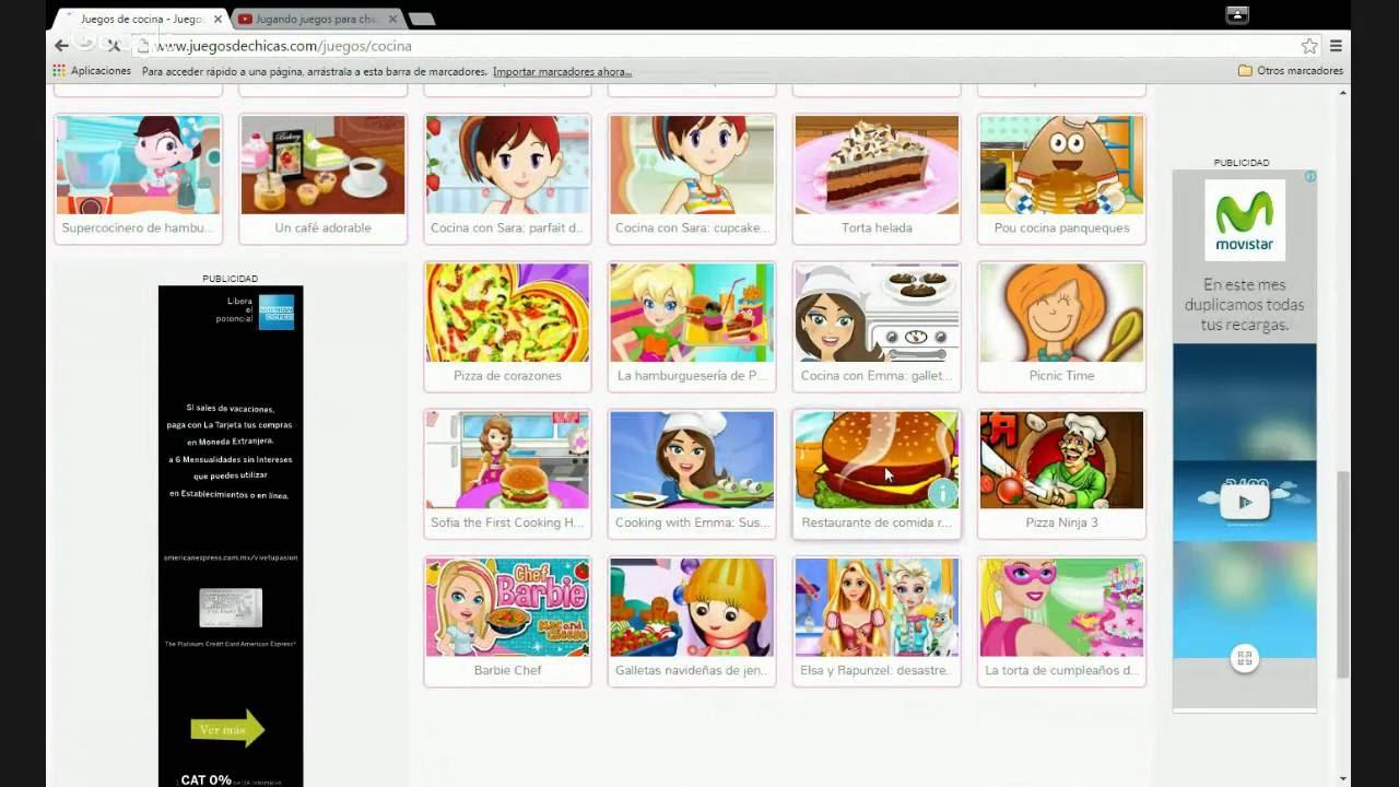 Juegos de cocina jugar con sara top juego cocinero goofy gratis online perfect cocina con sara - Cocina con sara paella ...