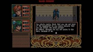 Mad Paradox (PC MS-DOS) All boss fights (English version with ending)
