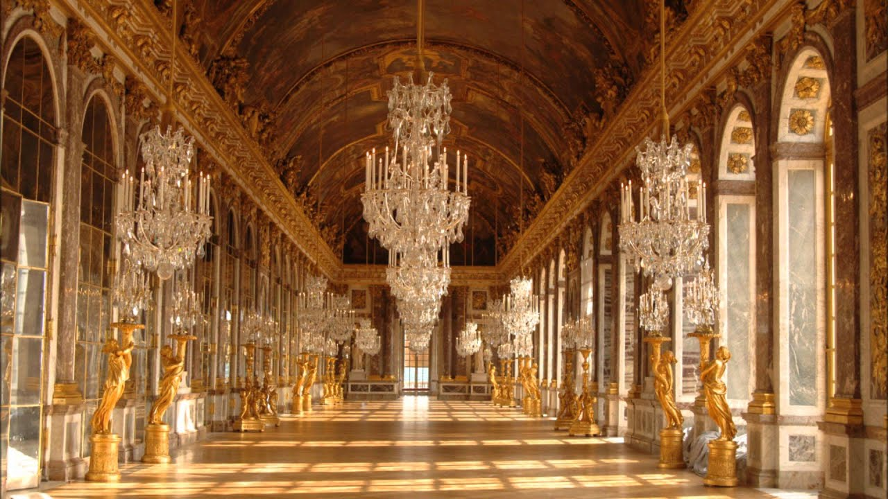 Hall of mirrors youtube for 3d wallpaper for hall
