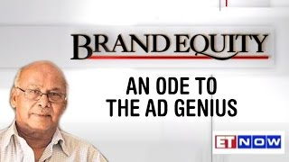 Brand Equity with AG Krishnamurthy | An Ode to the AD Genius