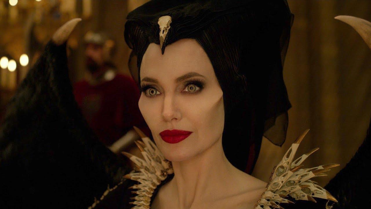 Demóna: A sötétség úrnője - magyar szinkronos előzetes #1 / Kaland-fantasy