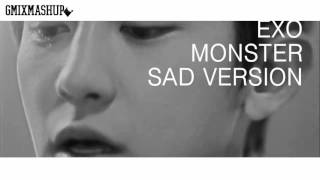 Video EXO - CRYING MONSTER (Ballad Version) download MP3, 3GP, MP4, WEBM, AVI, FLV Juni 2018