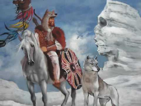 Dacian rider and The W...