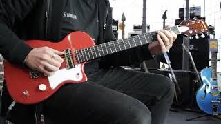 Harmony Juno Electric Guitar | Music Junction