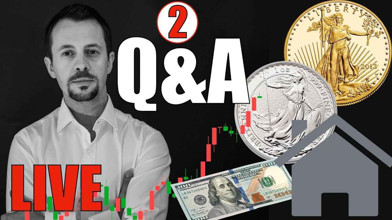 FINANCE - LIVE Q&A - 1st August 2020! (With Neil McCoy-Ward)