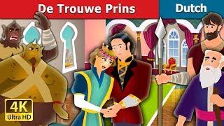 De Trouwe Prins  | Kids Stories | Dutch Fairy Tales