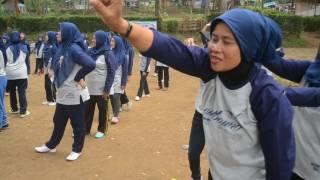 Outbond Batu Rafting SPP UEP Brondong Lamongan