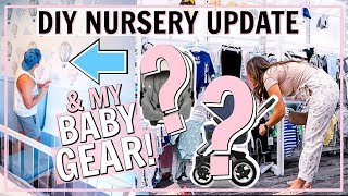 👶🏻GETTING READY FOR BABY! FIRST TIME MOM💙| Alexandra Beuter