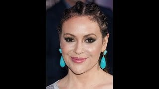 Alyssa Milano Wants Farrakhan Denounced