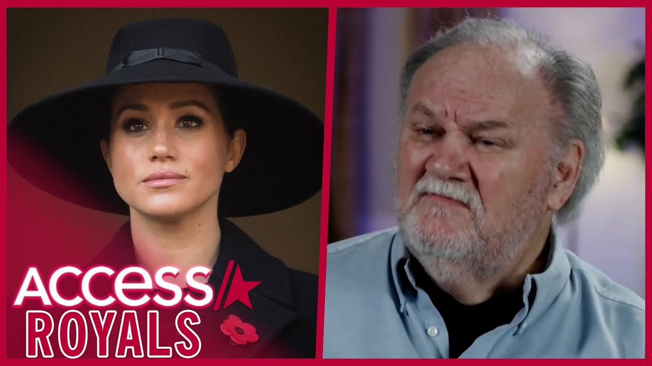 Meghan Markle's Father Thomas Reacts To Lilibet Diana's Birth