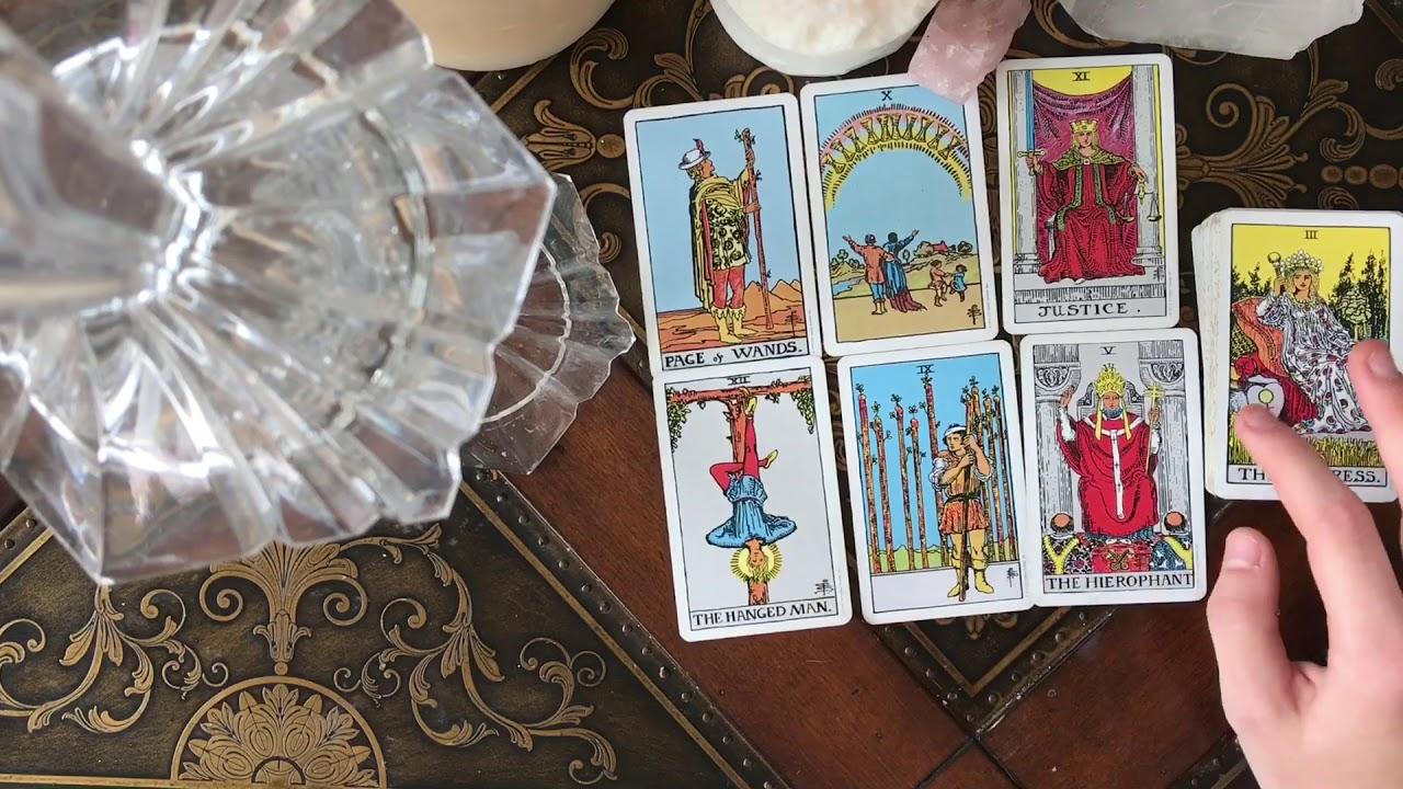 Free tarot readings part 1