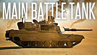 THE MAIN BATTLE TANK - Squad V12 Update Armored Gameplay