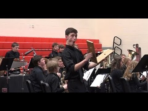 """Sleigh Ride"" by the Cedarville HS Concert Band"