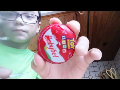 How to open babybell chese