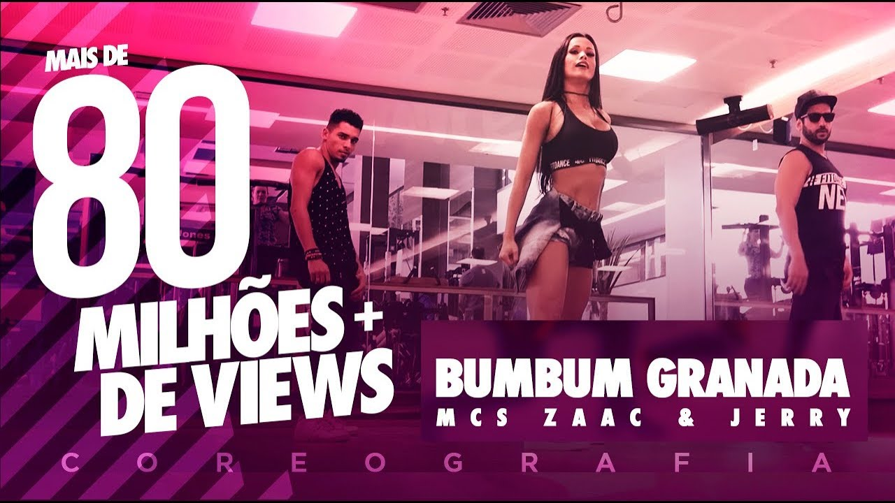 Bumbum granada mcs zaac jerry coreografia fitdance youtube bumbum granada mcs zaac jerry coreografia fitdance ccuart Choice Image