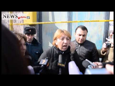 Forty Days After Avetisyan Family Was Killed In Gyumri, Relatives Enter Their House