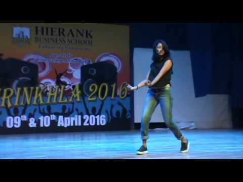 GURU RANDHWA | LAHORE | SOLO DANCE BY REKHA KANGTANI