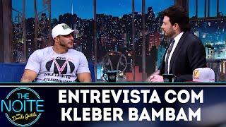 Baixar Entrevista com kleber Bambam | The Noite (08/10/18)
