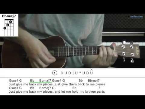 How to play Be OK with Ingrid Michaelson (Ukulele lesson)