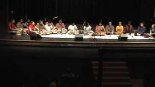 Indian music Ensemble 2009 3/4