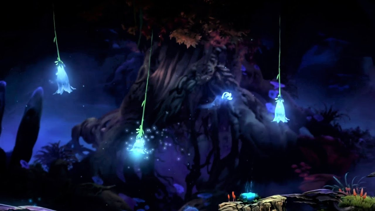 Ori and the Will of the Wisps: Into the Burrows - How to Open the ...