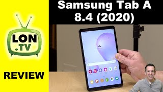"Samsung Galaxy Tab A 8.4"" 2020 Review"