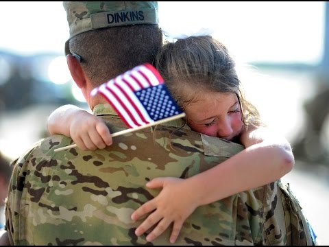 Most Emotional Soldiers Coming Home Compilation From 2016 l Happy New Year 2017 l RESPECT