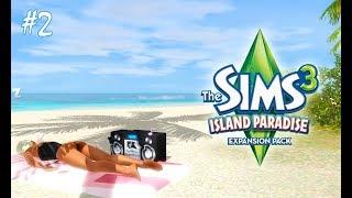 The Sims 3 Семейный круиз #2 Райское наслаждение