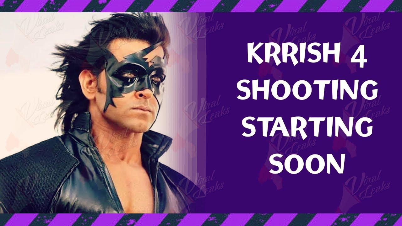 Hrithik Roshan ने Film Krish 4 को लेकर शुरू की अपनी तैयारियां, इस दिन से होगी Shooting Start