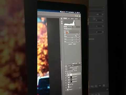 Photoshop lag 2020 iMac