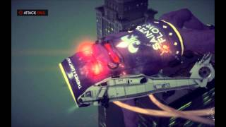 Saints Row IV: Walkthrough   The Boss Goes to Washington