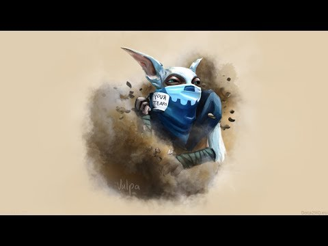 TILTED Suicidal Meepo Mid - Funny Moments #2 DOTA