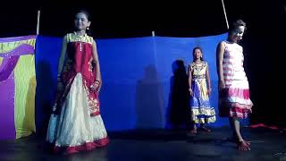 Main nachu aaj cham cham - D.R. Group Dance Academy From: Hasuya Saminath