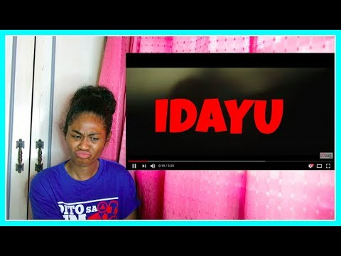 IDAYU - OST NUR   Ganti Diriku  Official Music Video | Reaction